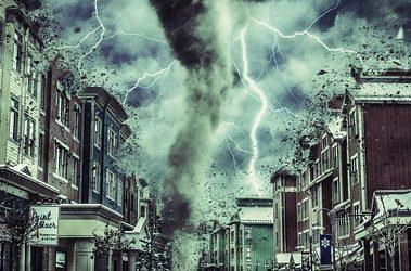 Les catastrophes naturelles en rêve