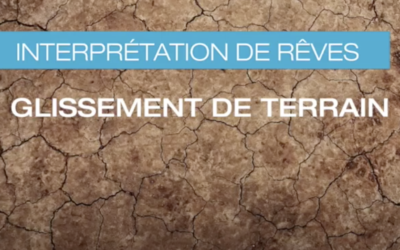 Glissement de terrain : quelle signification? (VIDEO)